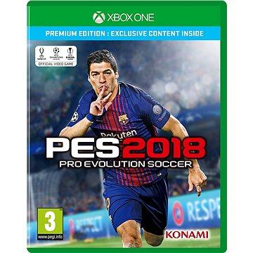 Pro Evolution Soccer 2018 Premium Edition - Xbox One