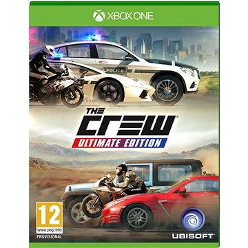 The Crew Ultimate Edition - Xbox One (3307215982440)