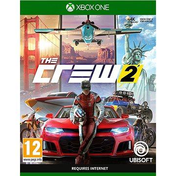 The Crew 2 - Xbox One (3307216024842)