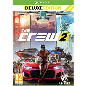 The Crew 2 Deluxe Edition - Xbox One (3307216048695)