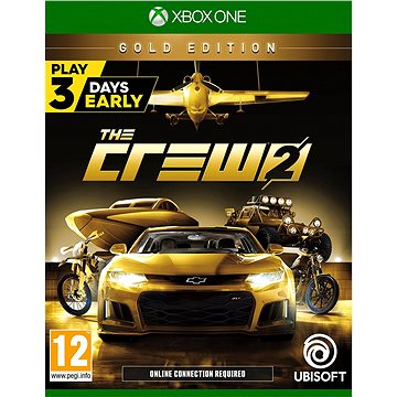 The Crew 2 Gold Edition - Xbox One (3307216067115)