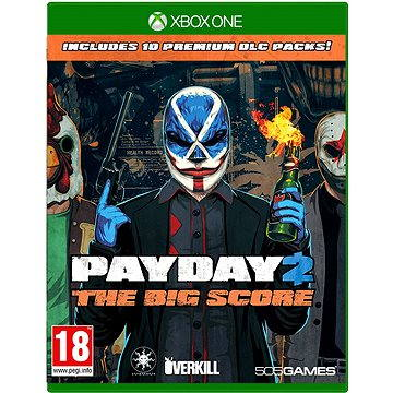 Payday 2 The Big Score - Xbox ONE (8023171038568)