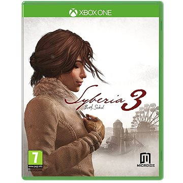 Syberia 3 Collectors Edition - Xbox ONE (3760156481487)