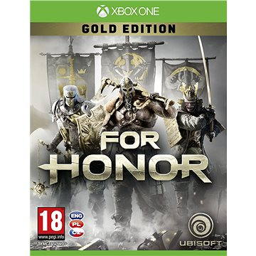 For Honor Gold edice - Xbox One (Play Anywhere) (3307215972298)