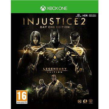 Injustice 2 - Legendary Edition - Xbox One (5051892214254)