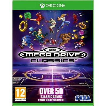 Sega Mega Drive Classics - Xbox One (5055277032174)