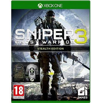 Sniper: Ghost Warrior 3 Stealth Edition - Xbox One (5907813592225)