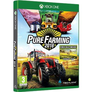 Pure Farming 2018 - Xbox One + ZDARMA Kšiltovka Zetor Čepice Hardworker