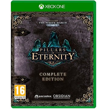 Pillars of Eternity: Complete Edition - Xbox One (8023171040363)