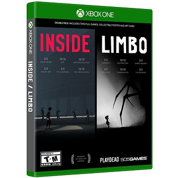 INSIDE/LIMBO Double Pack - Xbox One (8023171040820)