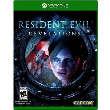 Resident Evil: Revelations - Xbox One (5055060966686)