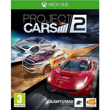 Project CARS 2 - Xbox One (3391891993586)