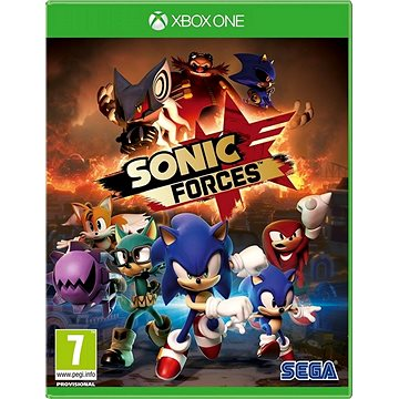 Sonic Forces - Xbox One (5055277030002)