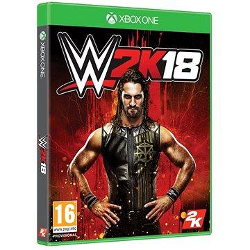 WWE 2K18 - Xbox One (5026555359535)