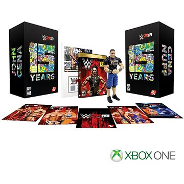 WWE 2K18 Cena Nuff Edition - Xbox One (5026555359634)