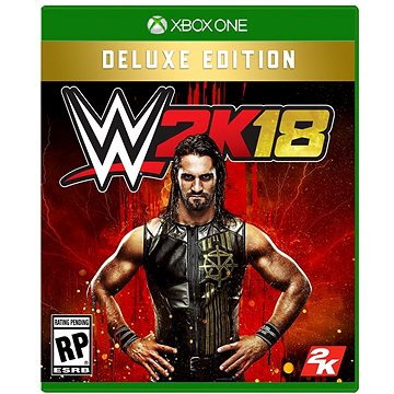 WWE 2K18 Deluxe Edition - Xbox One (5026555359474)