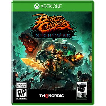 Battle Chasers: Nightwar - Xbox One (9006113009221)