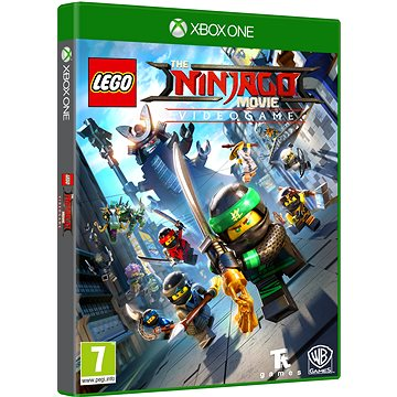 LEGO Ninjago Movie Videogame - Xbox One (5051892210515)