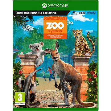 Zoo Tycoon: Ultimate Animal Collection - Xbox One (GYP-00020)