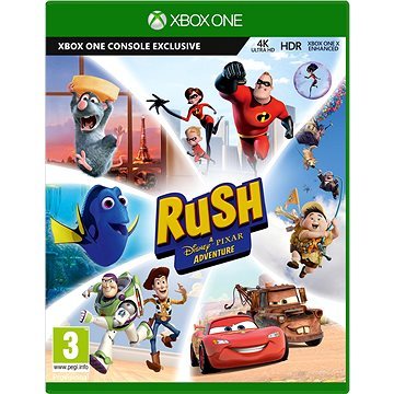 Rush: A Disney Pixar Adventure - Xbox One (GYN-00020)