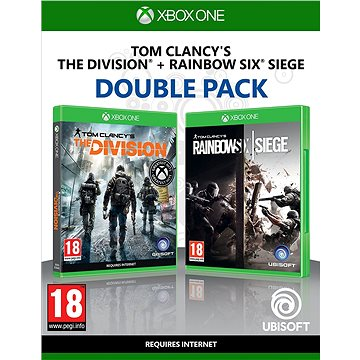 Rainbow Six Siege + The Division DuoPack - Xbox One (3307216028529)