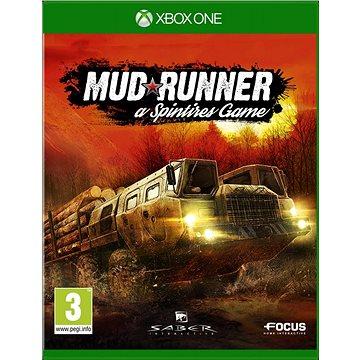 Spintires: MudRunner - Xbox One (3512899119383)