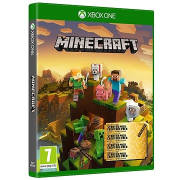 Minecraft Master Collection - Xbox One (44Z-00148)