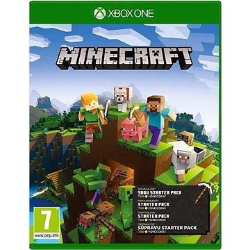 Minecraft Starter Collection - Xbox One (44Z-00124)