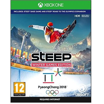 Steep Winter Games Edition - Xbox One (3307216038870)