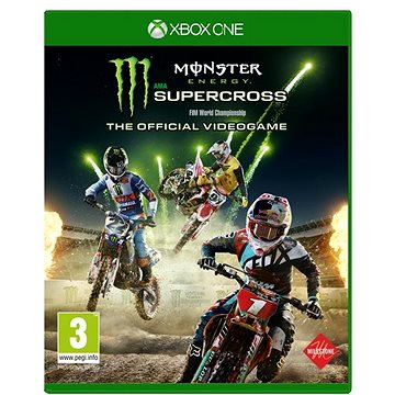 Monster Energy Supercross - Xbox One (8059617106843)