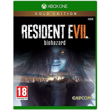 Resident Evil 7: Biohazard Gold Edition - Xbox One (5055060967881)
