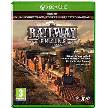 Railway Empire - Xbox One (4260458360590)
