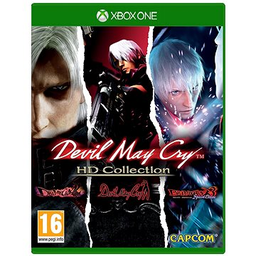 Devil May Cry HD Collection - Xbox One (5055060987070)
