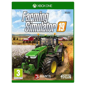 Farming Simulator 19 - Xbox One (3512899120310)