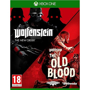 Wolfenstein: The New Order + The Old Blood - Xbox One (5055856419471)