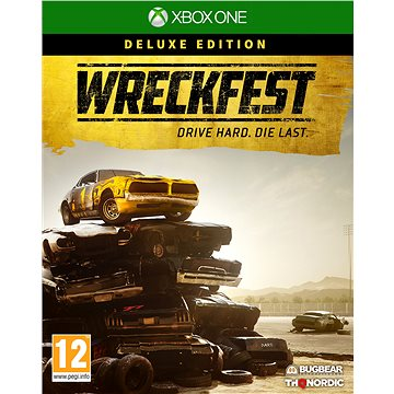 Wreckfest Deluxe Edition - Xbox One (9120080074805)