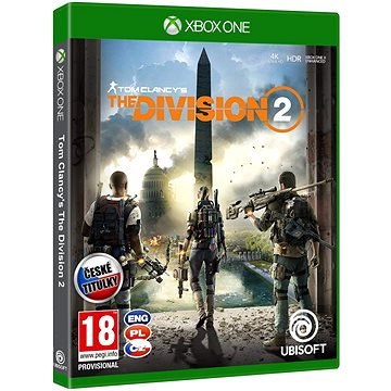 Tom Clancys The Division 2 - Xbox One (3307216080749)