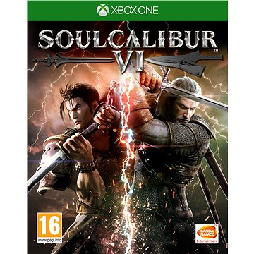 SoulCalibur 6 - Xbox One (3391891998833)