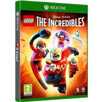 LEGO The Incredibles - Xbox One (5051892215428)