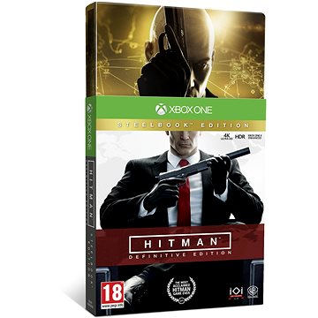 HITMAN: Definitive Steelbook Edition - Xbox One (5051892215640)