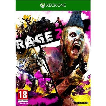 Rage 2 - Xbox One (5055856420453)