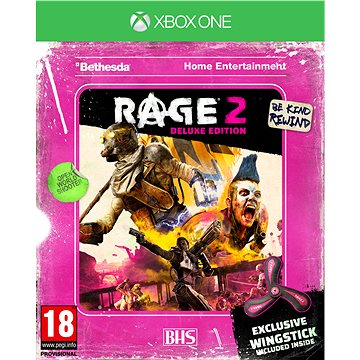 Rage 2 Wingstick Deluxe Edition- Xbox One (5055856424192)
