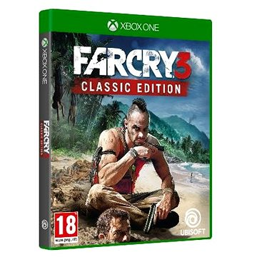 Far Cry 3 Classic Edition - Xbox One (3307216049685)