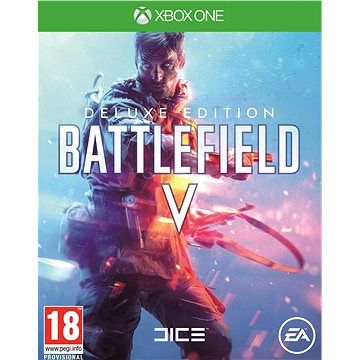 Battlefield V Deluxe Edition - Xbox One (1072013)