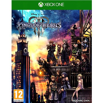 Kingdom Hearts 3 - Xbox One (5021290068773)