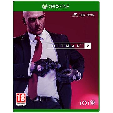 Hitman 2 - Xbox One (5051892216593)