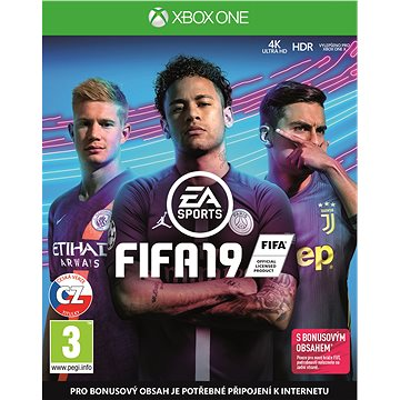 FIFA 19 - Xbox One (1038950)