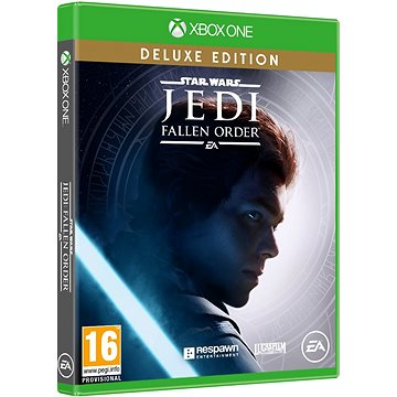 Star Wars Jedi: Fallen Order Deluxe Edition - Xbox One (1076389)