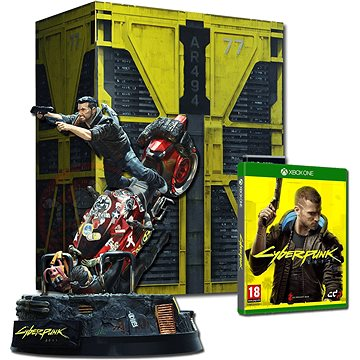 Cyberpunk 2077 Collectors Edition - Xbox One (5902367641238)
