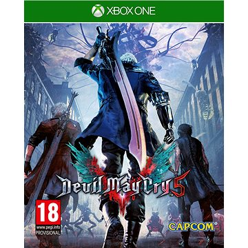 Devil May Cry 5 - Xbox One (5055060987568)